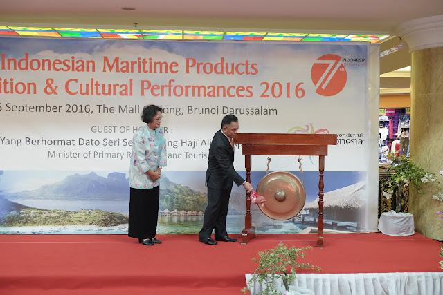 pembukaan-Menteri-Sumber-Utama-dan-Pariwisata-Brunei-Darussalam