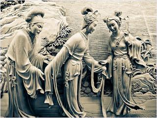 เจดีย์เหลยเฟิงกับตำนานไป๋ซู่เจิน (Leifeng Pagoda)