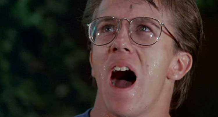 """The famous """"Oh my God!"""" scene from the cult film Troll 2"""