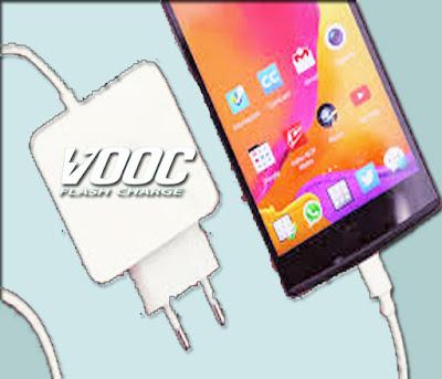 kumpulan hp oppo yang sudah berteknologi vooc fast charging