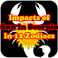 Impacts of sun in Scorpio, What changes will be seen in 12 zodiacs when sun enter in scoprpio, which zoidacs will perform good and which zodiacs will face problems, know predictions from astrologer.