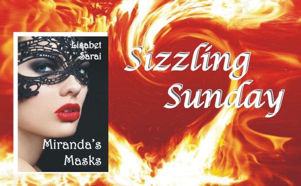 Sizzling Sunday Miranda's Masks banner