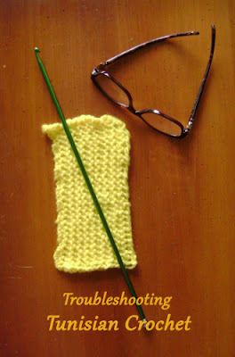 Solutions to Your Tunisian Crochet Problems