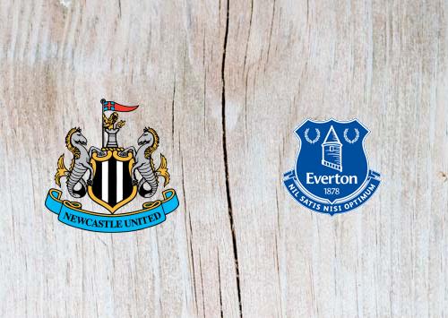 Newcastle vs Everton - Highlights 9 March 2019