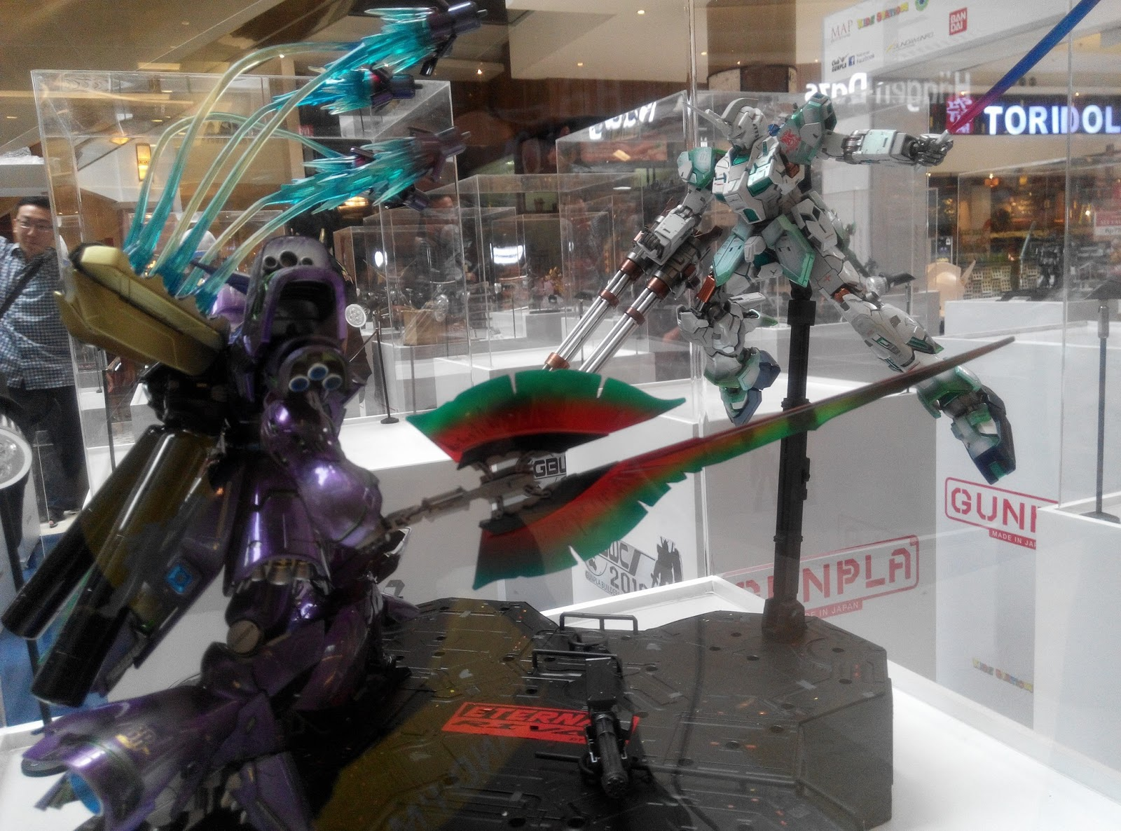 GunPla Builders World Cup [GBWC] 2016 Indonesia Image Gallery by 703 Workshop