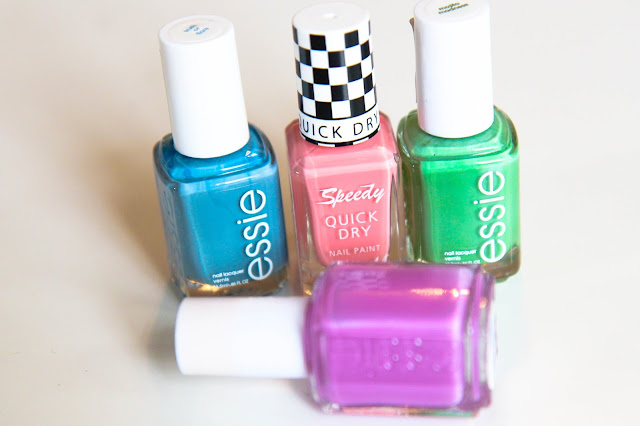 Summer polish picks