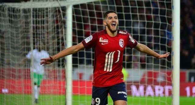 Benzia a choisi de jouer pour l'Algérie