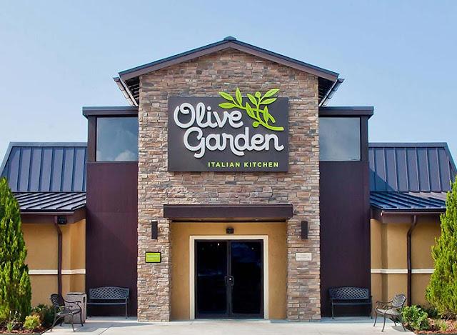 Restaurante Olive Garden em Las Vegas
