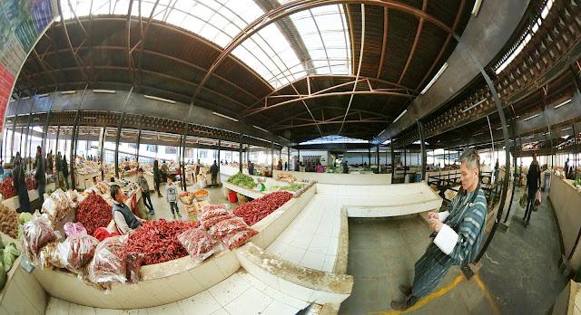 Centenary Farmer's Market Thimphu