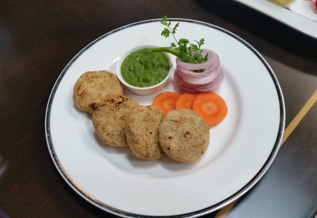 Fenugreek Vegetable Cutlet