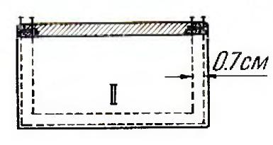 Обработка верхнего кармана