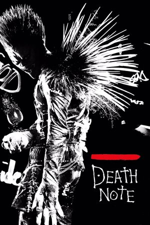 Poster Death Note 2017
