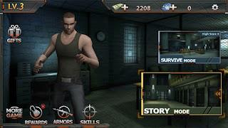 Kabar terbaru bagi kalian para gamer yang sedang mencari game android  BBM MOD APK Prison Escape Apk No Mod v1.0.4 Offline Free Download