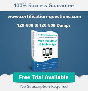 Best Java Certification Practice Tests