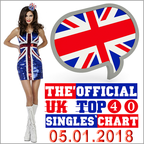 Music Riders Various Artists: The Official UK Top 40 Singles Chart