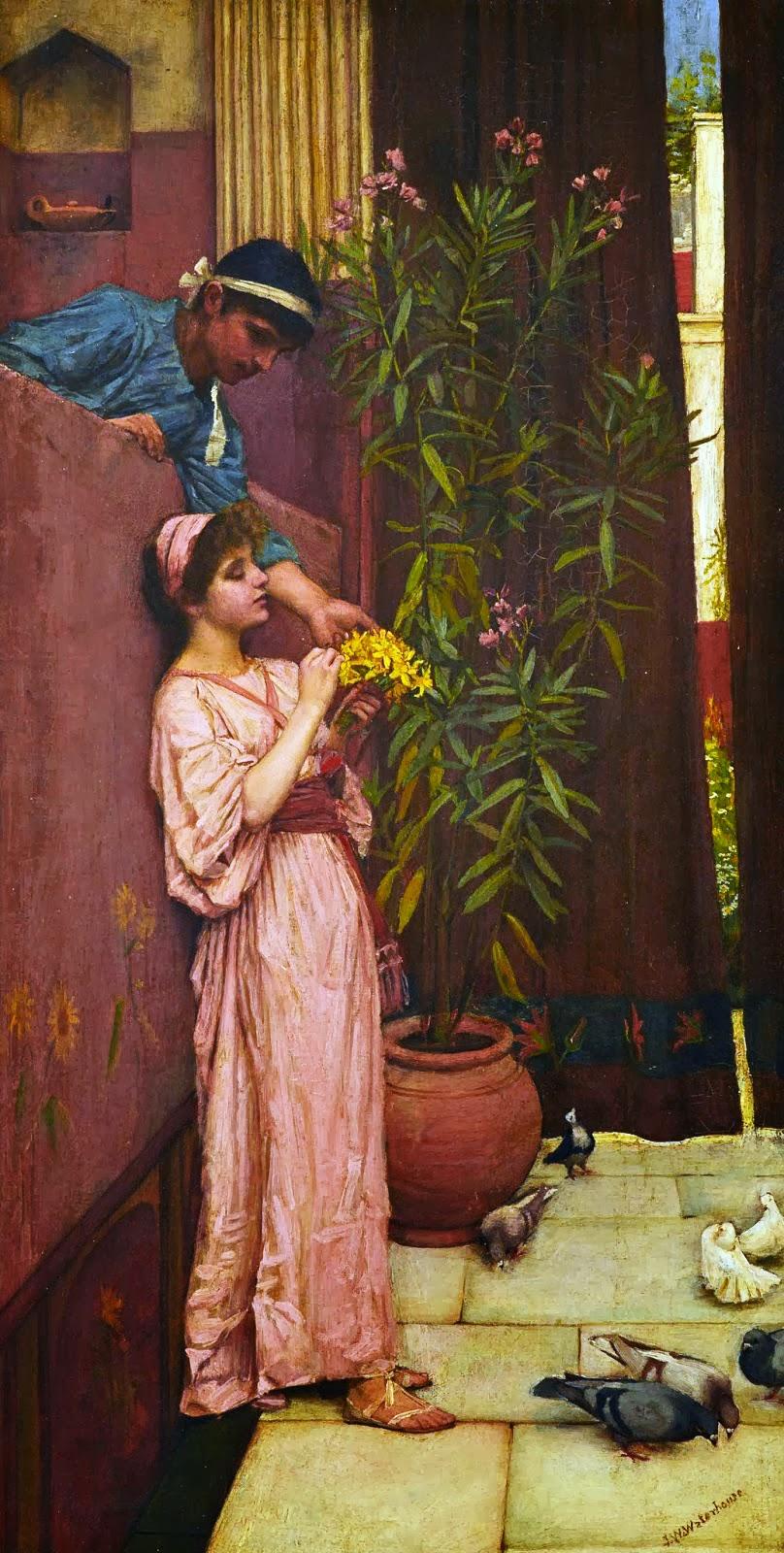 Victorian British Painting John William Waterhouse