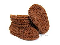 http://roycedavids.blogspot.ae/2015/07/crochet-baby-booties.html