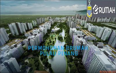 Permohonan Borang eRumah Pulau Pinang Online