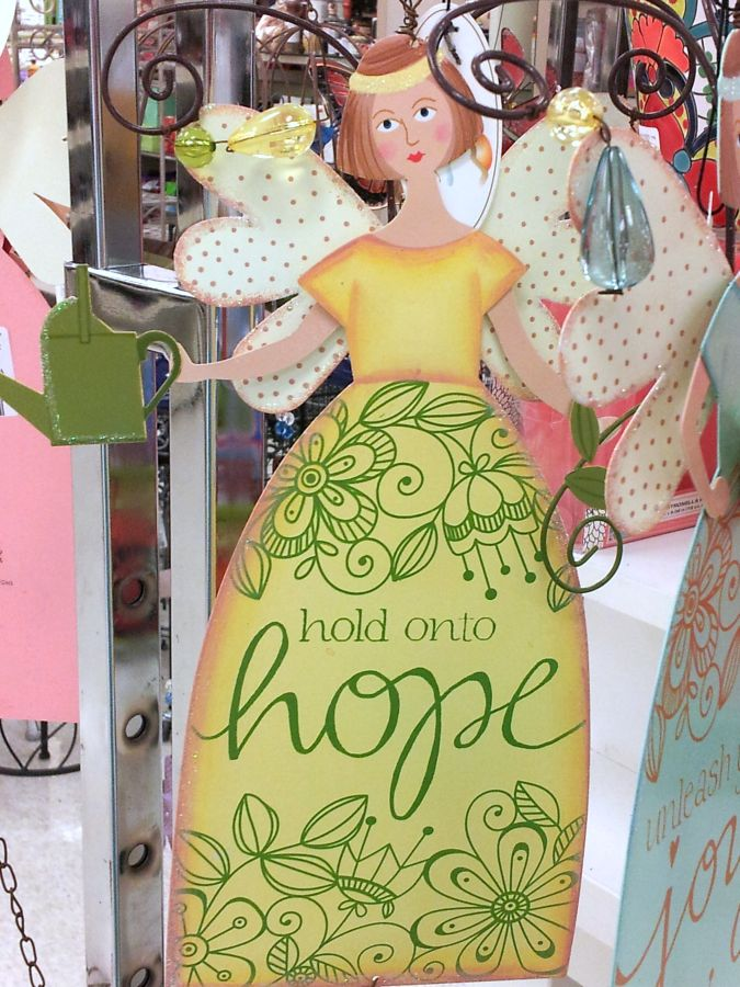 Hold on to Hope! :: All Pretty Things