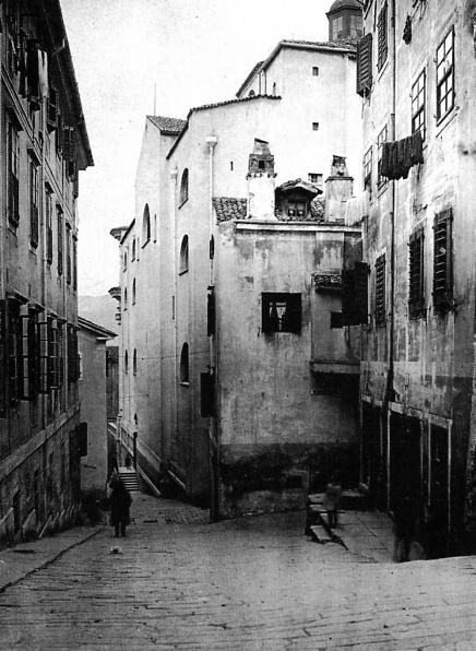 Trieste patoca la muta breve sguardo sulle case for Fotografie case