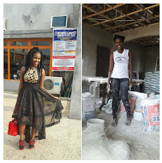 SEE WHAT THIS NIGERIAN LADY DOES FOR A LIVING (PHOTOS)
