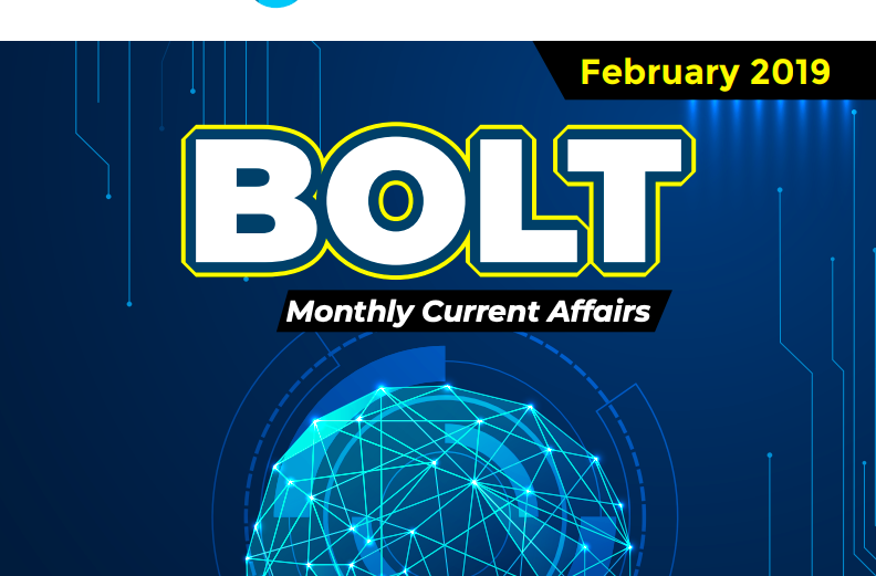February 2019 Current Affairs PDF Download (English + Hindi