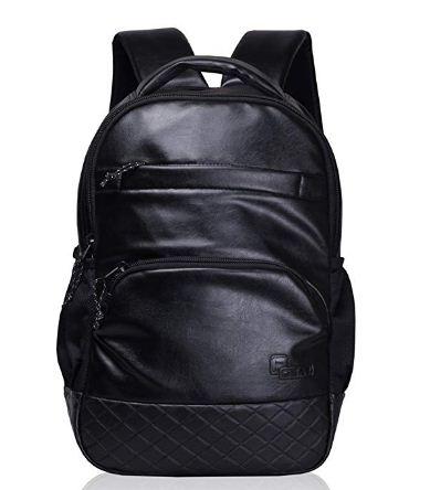 [ Super ] F Gear Luxur Black 25 Liter Laptop Backpack Just Rs. 645