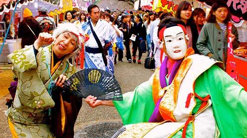 Okazaki Cherry Blossom Festival