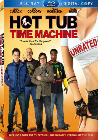 Hot Tub Time Machine 2010 720p Hd Dual Audio Download