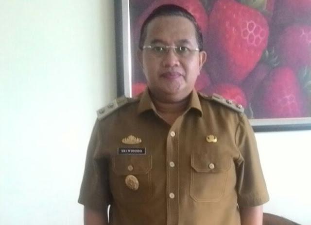 Didaulat Jadi Plt Bupati Lampura , Sri Widodo Mengaku Banyak PR Menantinya