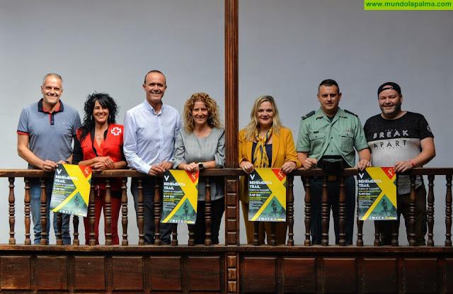 La Palma acoge una nueva edición de la carrera solidaria Benemérita Trail