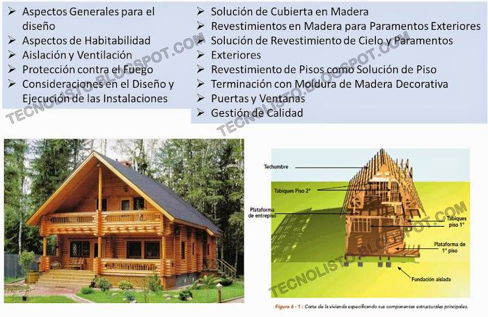 """Diseño de casas de madera, cabañas"""