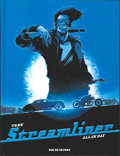 Streamliner tome 2 All-in-Day chez Rue de Sèvres