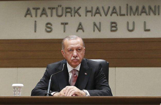 Ερντογάν: Οι δημοτικές εκλογές στην Κωνσταντινούπολη πρέπει να ακυρωθούν