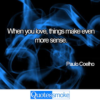 Paulo Coelho Love quote