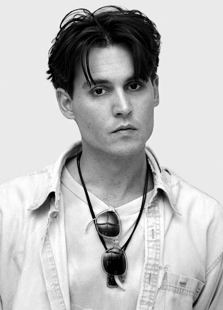 Johnny Depp Young