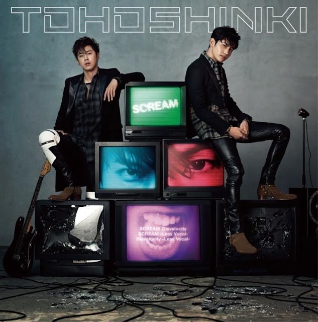 Tohoshinki 東方神起 SCREAM 歌詞 lyrics PV   Hot Sexy Beauty.Club