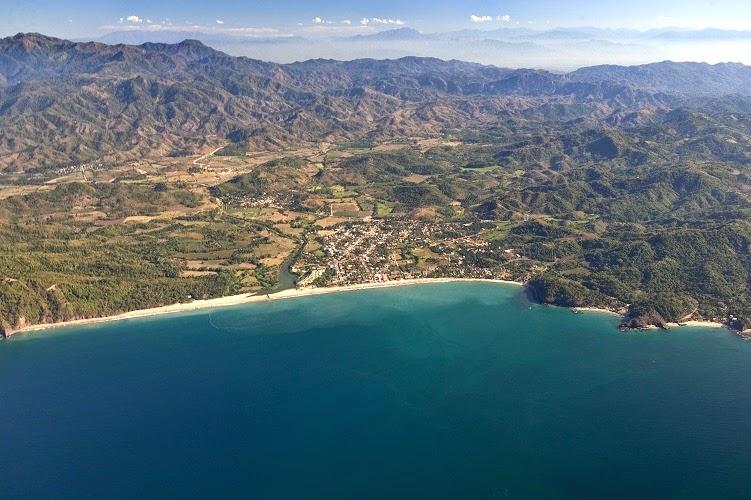 Riviera Nayarit in Mexico
