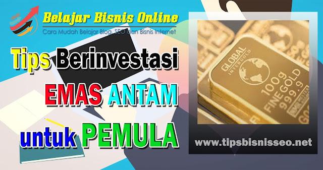 Langkah Cara Berinvestasi Emas untuk Pemula