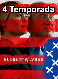 Assistir House Of Cards 4 Temporada Online Dublado e Legendado