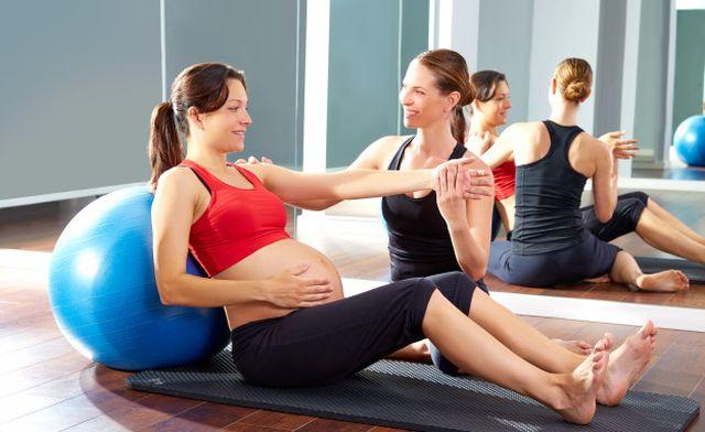 Beneficios de la actividad física durante el embarazo