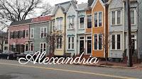 Les maisons typiques d'Alexandria
