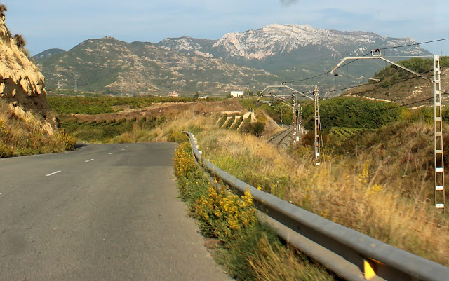 Carretera de Haro a San Felices