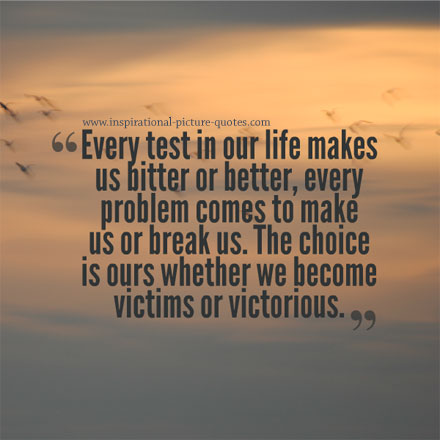 Inspirational Quotes About Testing