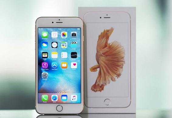 Soi noi thay man hinh iPhone 6 6S tren thi truong