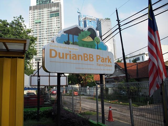 DurianBB Park Jalan Kamuning Imbi Kuala Lumpur