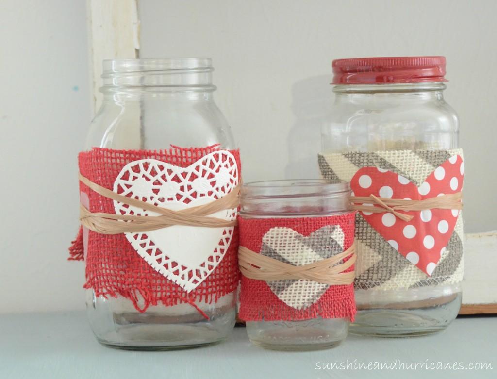 10 regalos en frascos para el d a de las madres for Frascos decorados para navidad