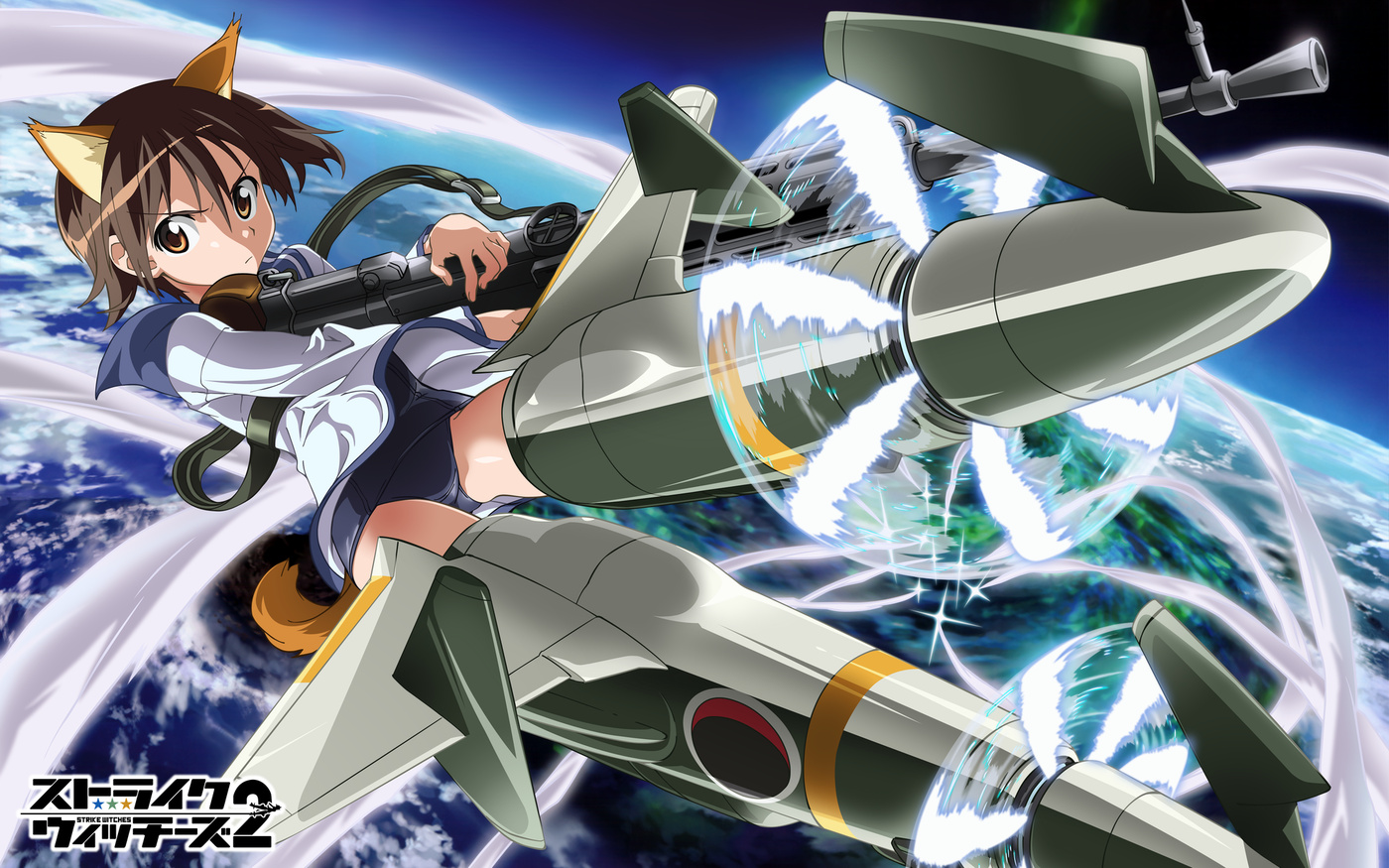 64 Strike Witches Wallpapers Magone 2016