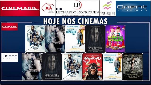 FILMES DA SEMANA - 01/03 A 07/03