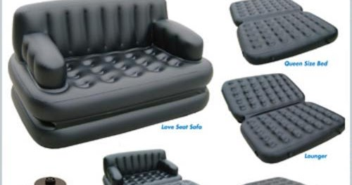 One Intex Pull Out Sofa Air Bed In Pakistan   Naaptol Pakistan, Naaptol  Bachat Bazaar In Pakistan,Naaptol Online Shopping In Pakistan